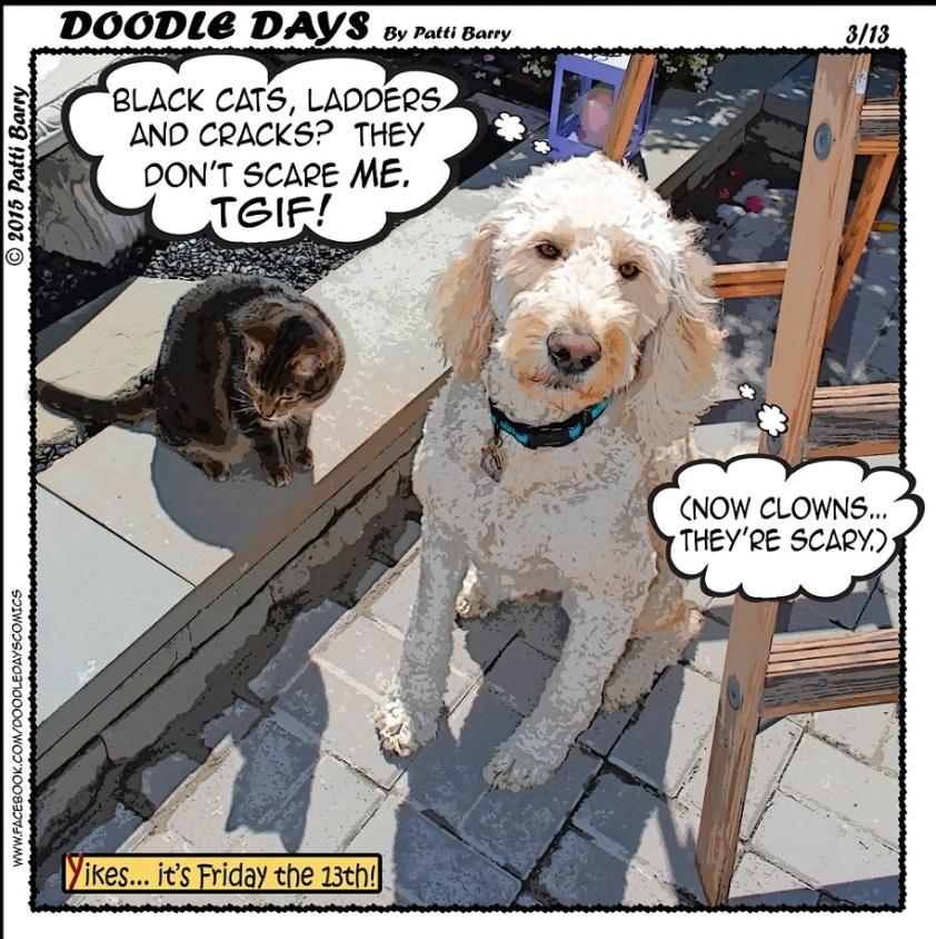Doodle Days 4-13-12 ladder rework